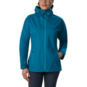 Berghaus Deluge Pro Giacca Donna, deep lagoon